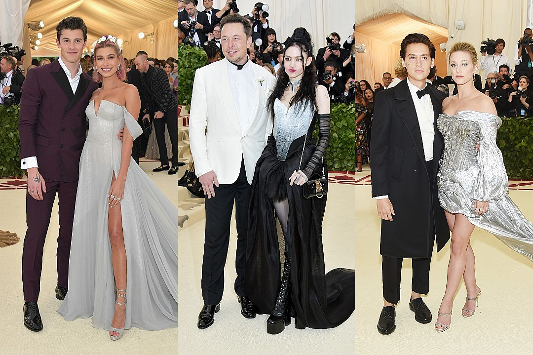 Best Reactions to 2018 Met Gala Power Couples and Odd Couples
