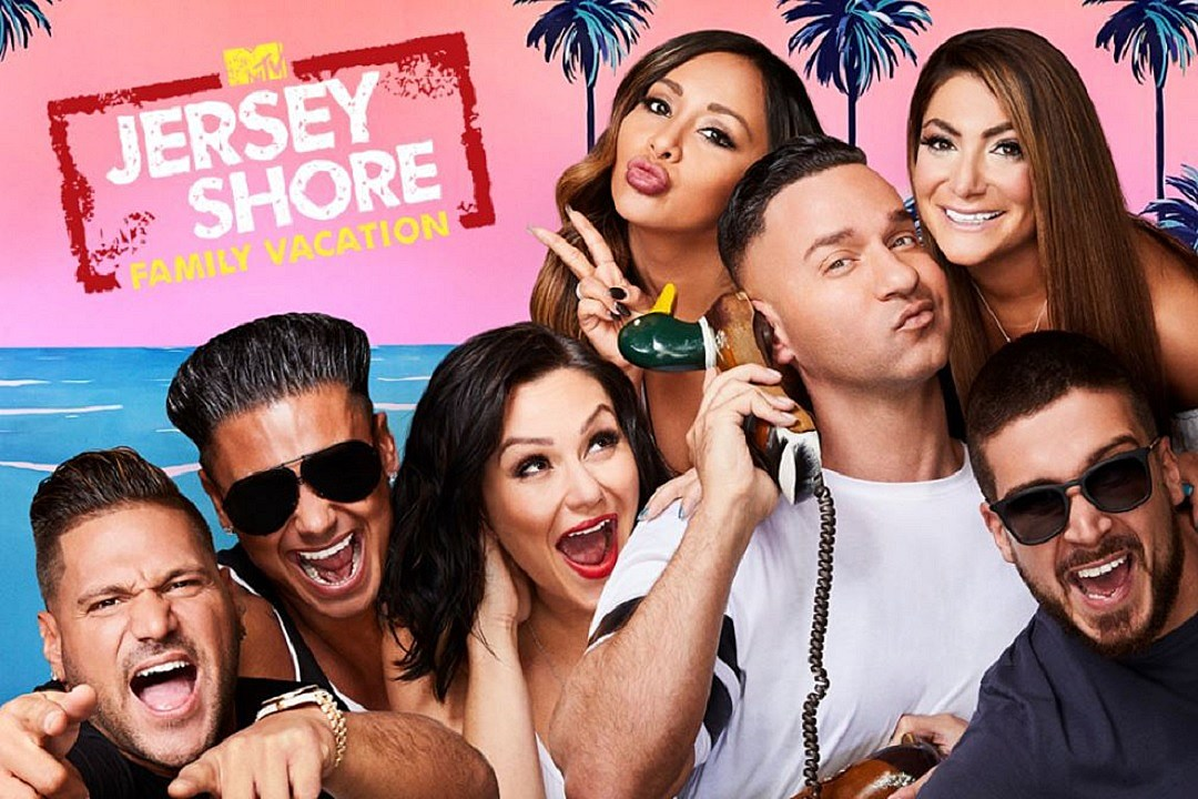 Which Jersey Shore Cast Member Are You? - Heywise