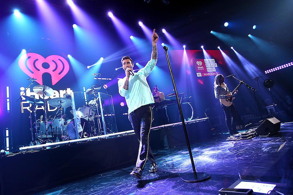Maroon 5 Teases Cardi B Remix of 'Girls Like You'