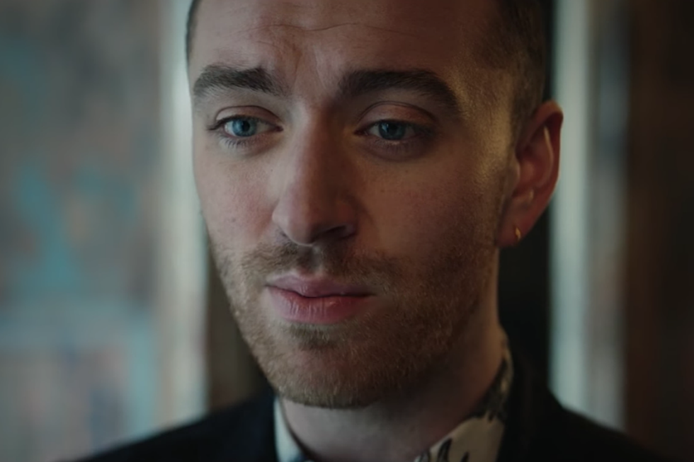 Sam Smith + Logic 'Pray' in a Palace in New Video