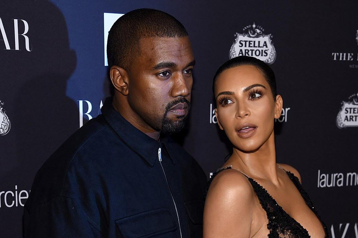Twitter Reacts to Kim Kardashian and Kanye West's Alleged Divorce