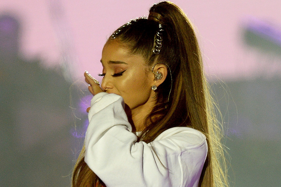 Ariana Grande Says She Had 'Wild Dizzy Spells' After the Manchester