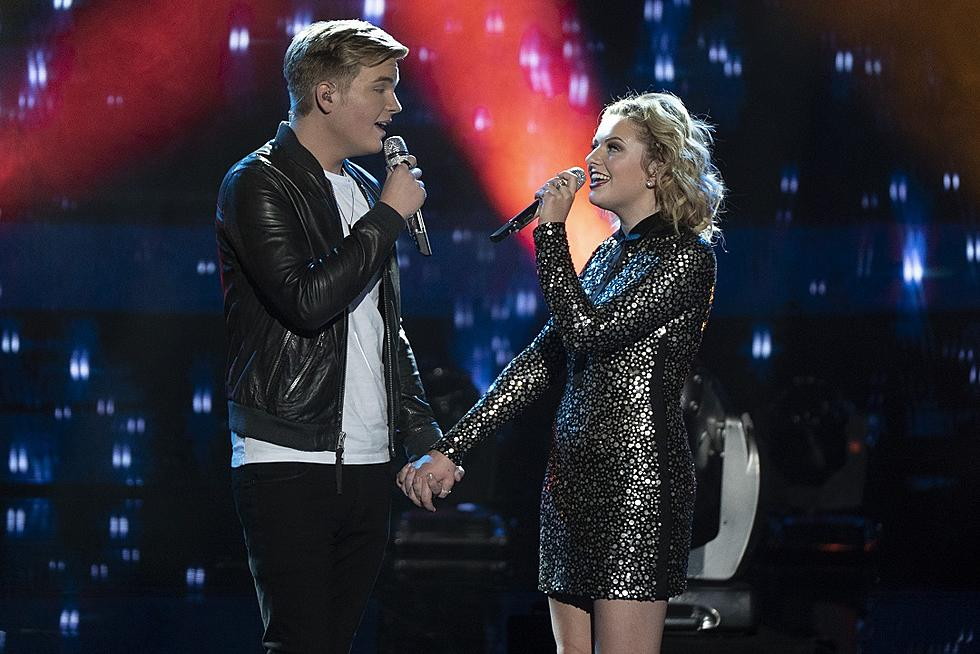 American Idol's Maddie Poppe + Caleb Hutchinson Are on Tour
