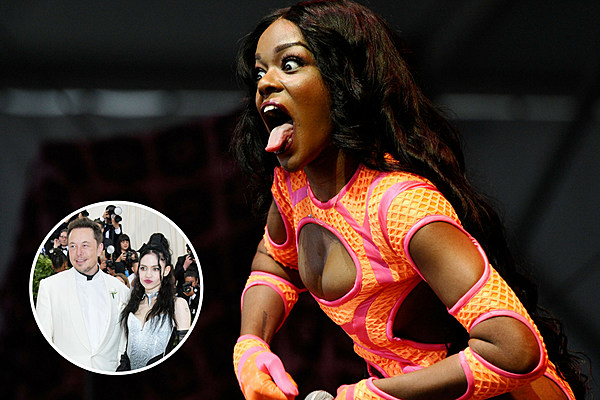 Azealia Banks Recounts Bizarre Weekend With Grimes + Elon Musk