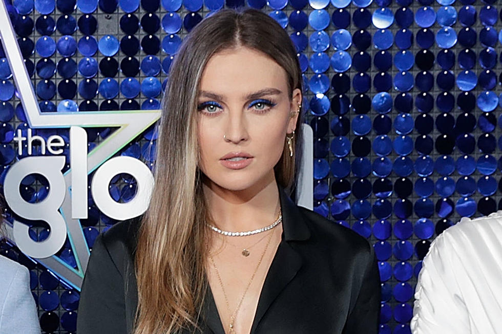 Perrie Edwards Has a Ton of Freckles Under Her Makeup (PHOTO)