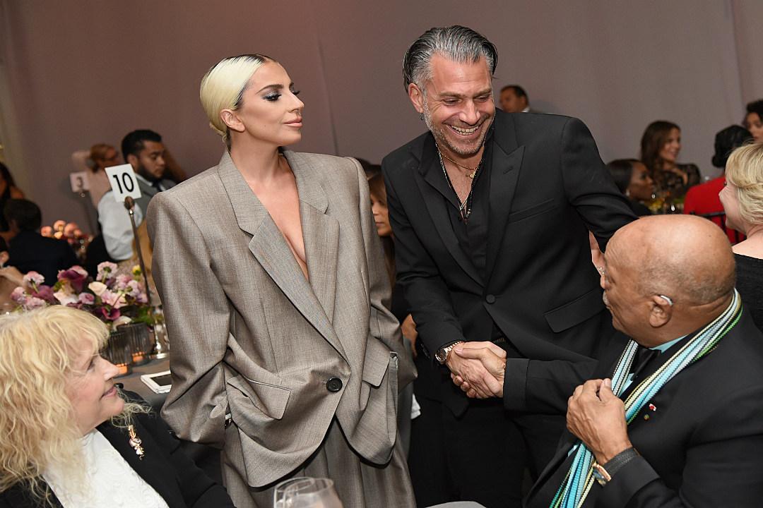Who Is Christian Carino, Lady Gaga's Fiancé?