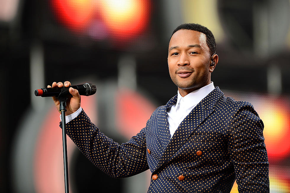John Legend Announces 'A Legendary Christmas' + Tour Dates