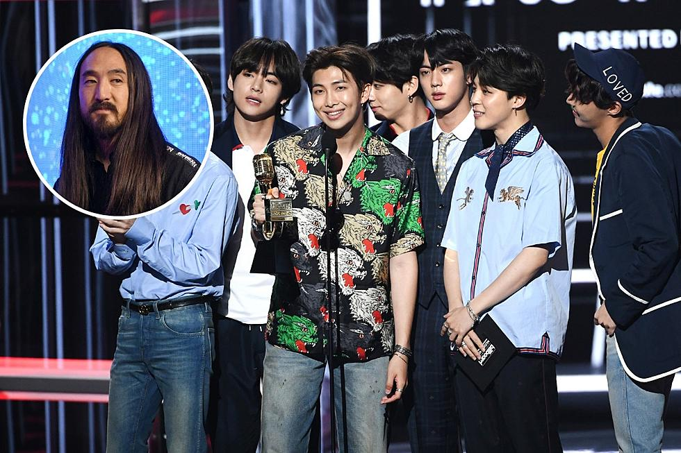 Steve Aoki and BTS Announce New Collaboration 'Waste It On Me'