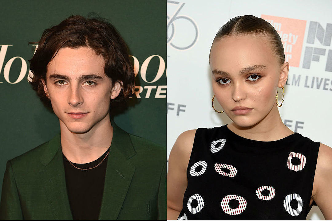Timothee Chalamet and Lily-Rose Depp Solidify Dating Rumors