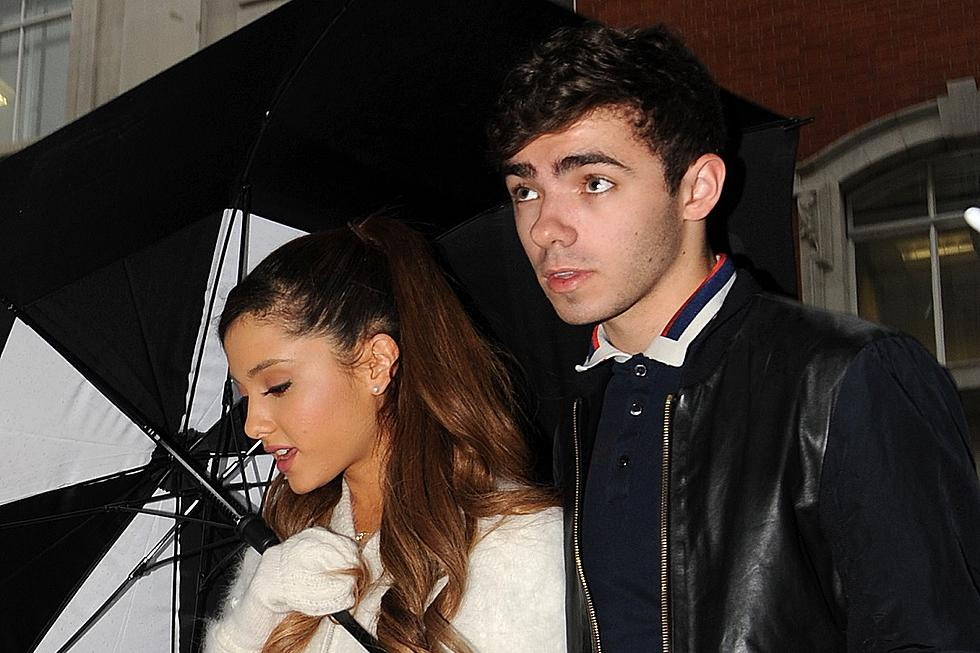 Kuka on Nathan Sykes dating 2016