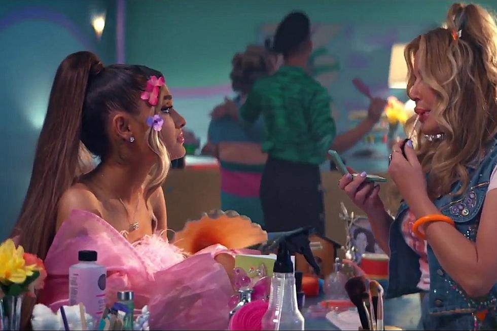 Ariana Grande's 'thank u, next' Music Video: Watch