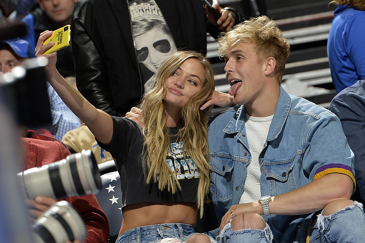 Jake Paul and Erika Costell's ...