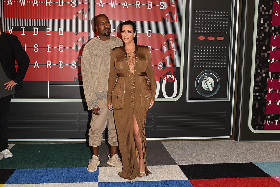 Kim Kardashian + Kanye West Slammed Over Luxurious Private Plane