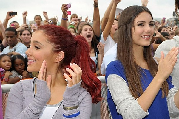 Victoria Justice Just Responded to Ariana Grande's 'thank u, next' Video