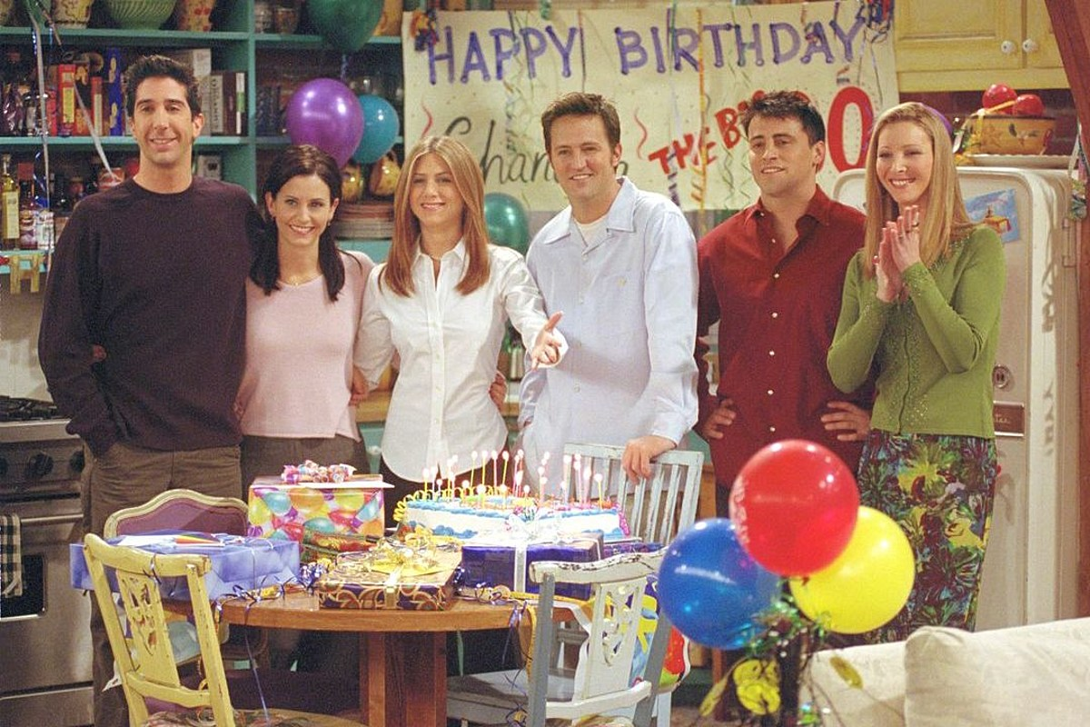 'Friends' Reboot Gets an Update From HBO Max Boss