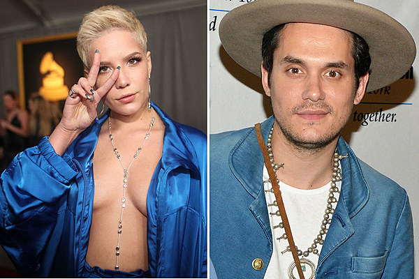 Halsey Eyebrows: Halsey And John Mayer Address Dating Rumors (Again