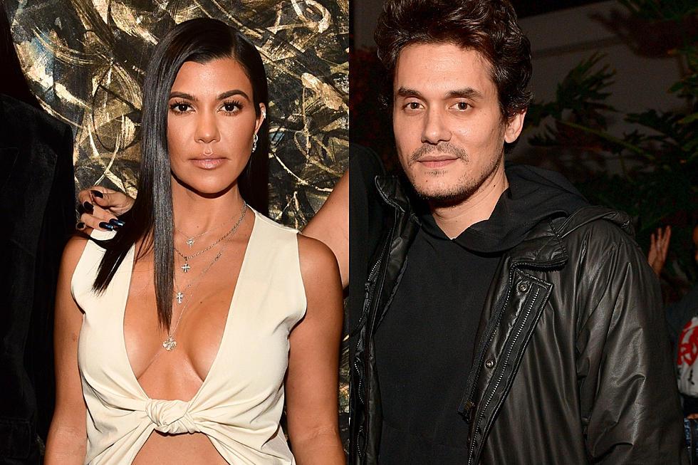 John Mayer Reportedly Seen Flirting With Kourtney Kardashian