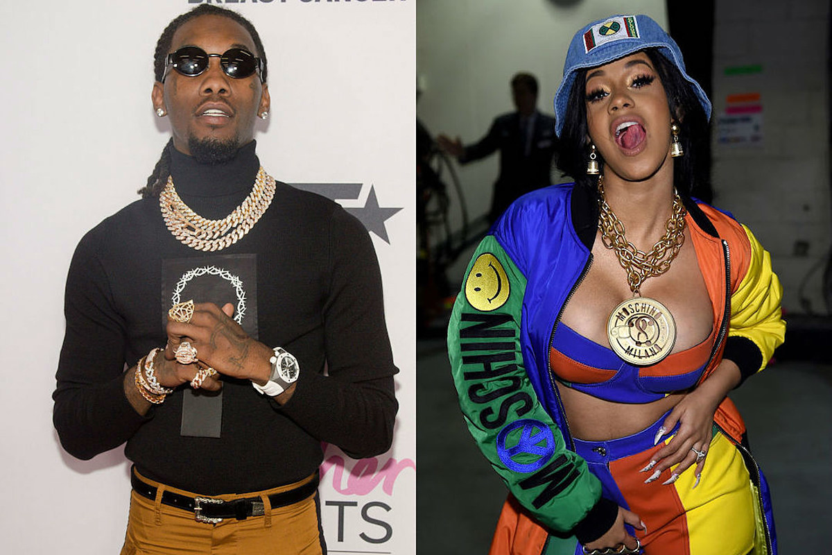 Why Did Cardi B And Offset Name Their Baby Kulture Kiari: Cardi B Misses Having Sex With Offset