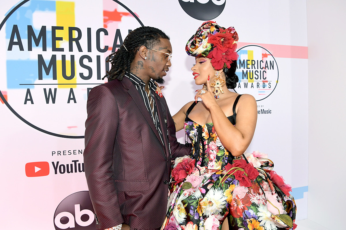 Offset Got Cardi B S Name Tattooed On His Neck: Offset Begs Cardi B To Take Him Back On His Birthday