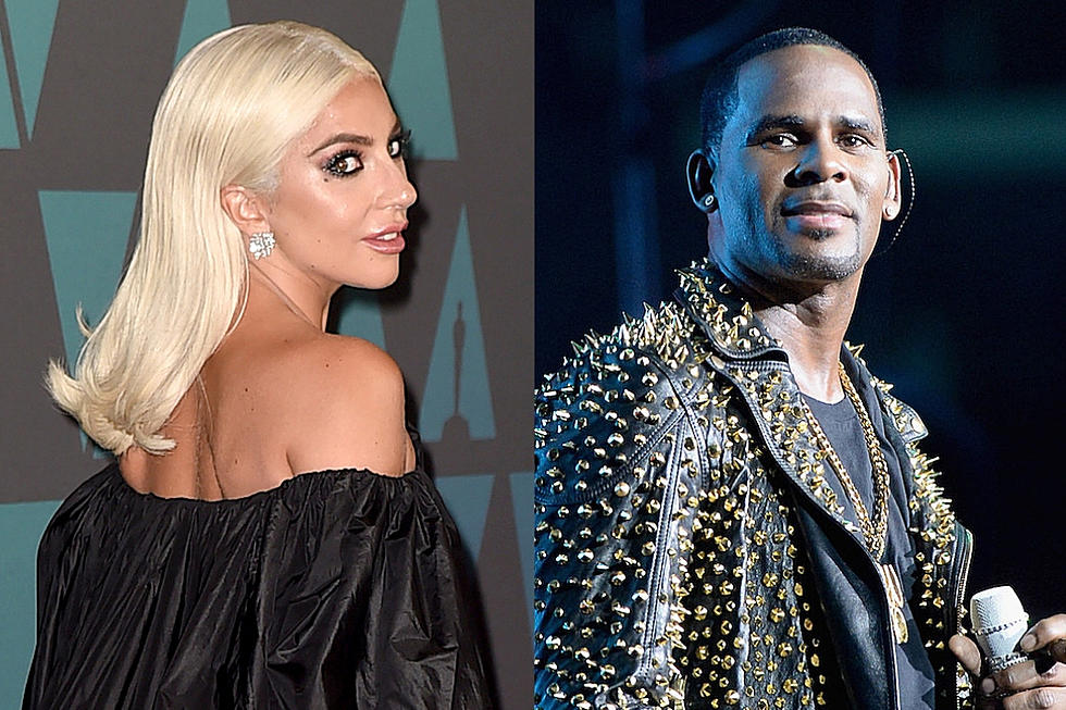 Lady Gaga's R  Kelly Collab Hits iTunes High Before Being