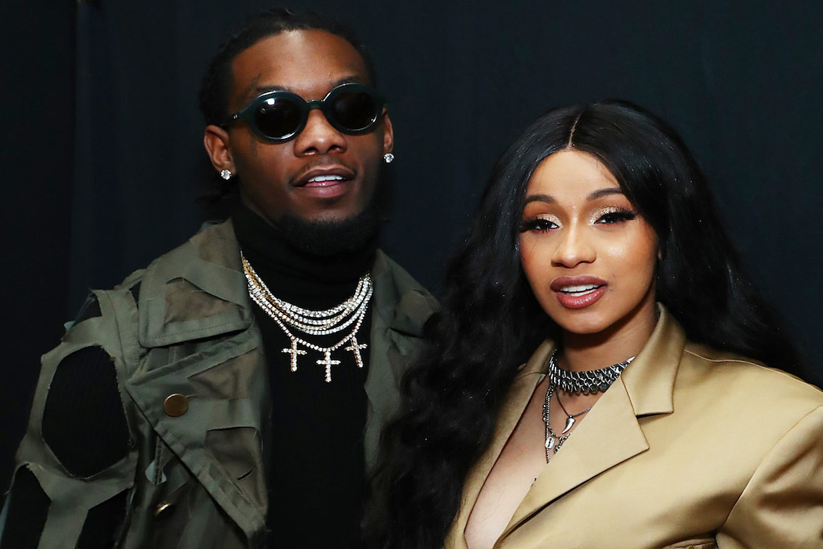 Cardi B S 1 Fan With Giant Tattoo Of Rapper S Face Revealed: Cardi B Claims Kulture Loves Her + Offset's Music