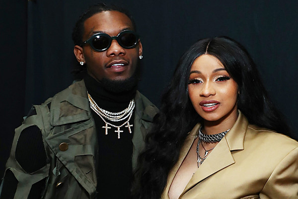 Cardi B Says Kulture Is Her and Offset's No. 1 Fan