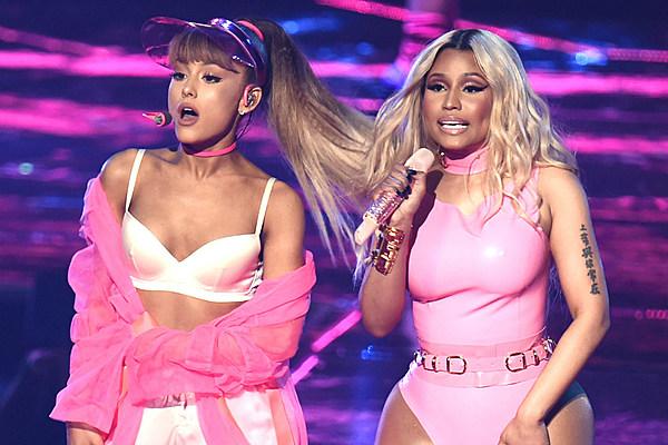 Are Ariana Grande And Nicki Minaj Feuding
