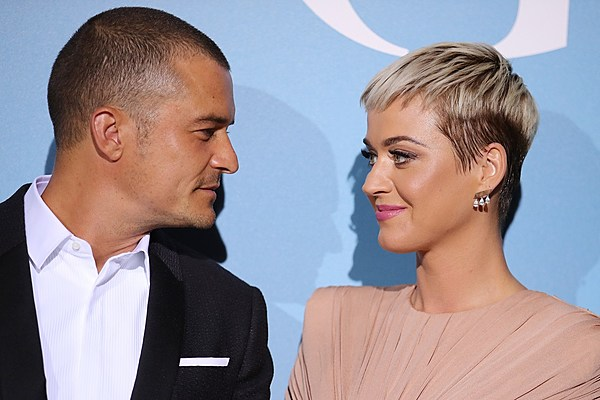 BREAKING: Katy Perry and Orlando Bloom Are Engaged!