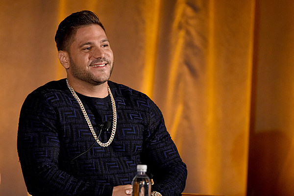 'Jersey Shore' Star Ronnie Ortiz-Magro Went to Rehab After Hitting 'Rock Bottom'