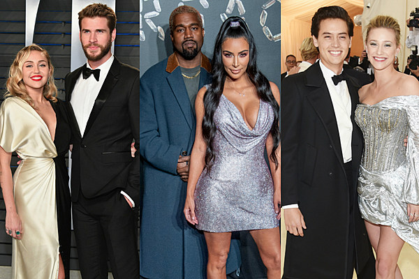 valentines day 2019 how celebrity couples celebrated