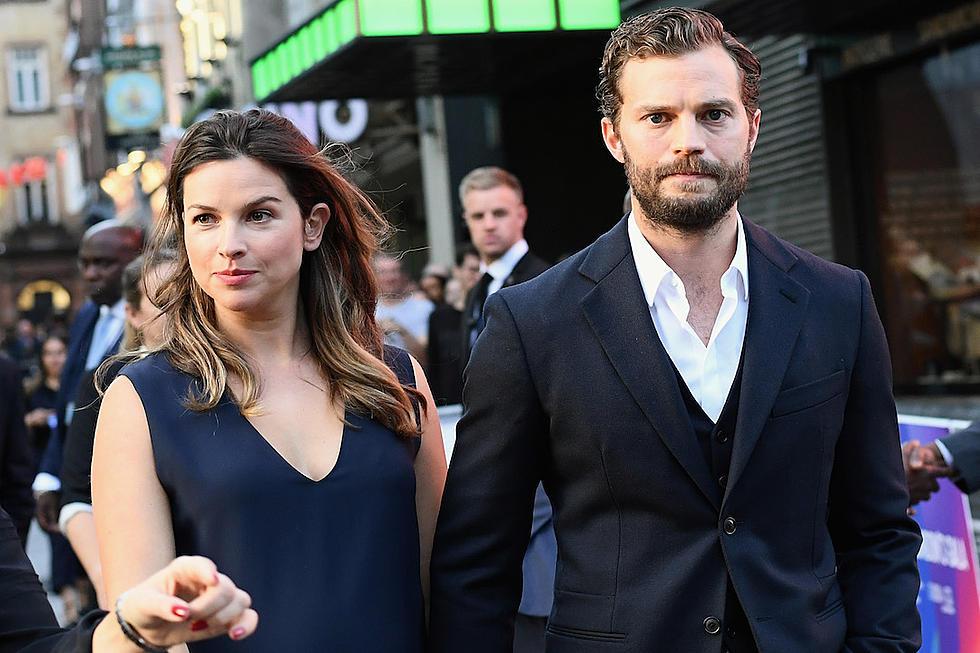 Jamie Dornan S Wife Amelia Warner Gives Birth To Baby No 3