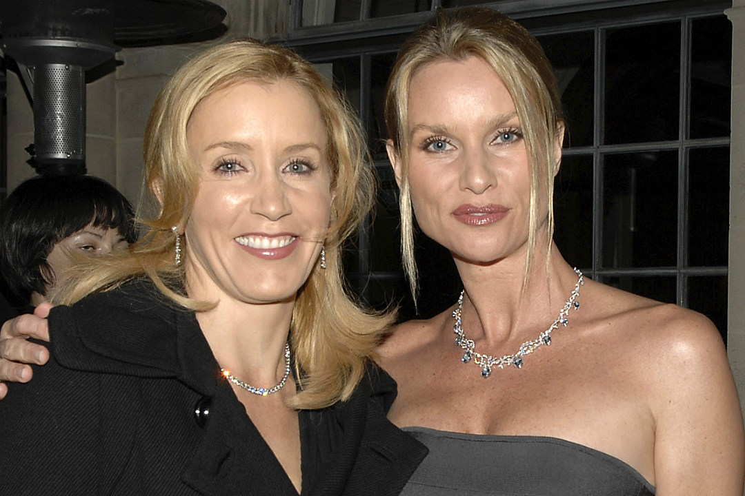 Felicity Huffman's Former Co-Star Nicollette Sheridan Calls College Scam 'Disgraceful'