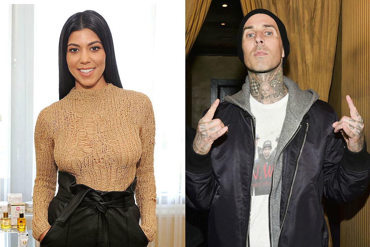 Are Kourtney Kardashian and Travis Barker Dating?