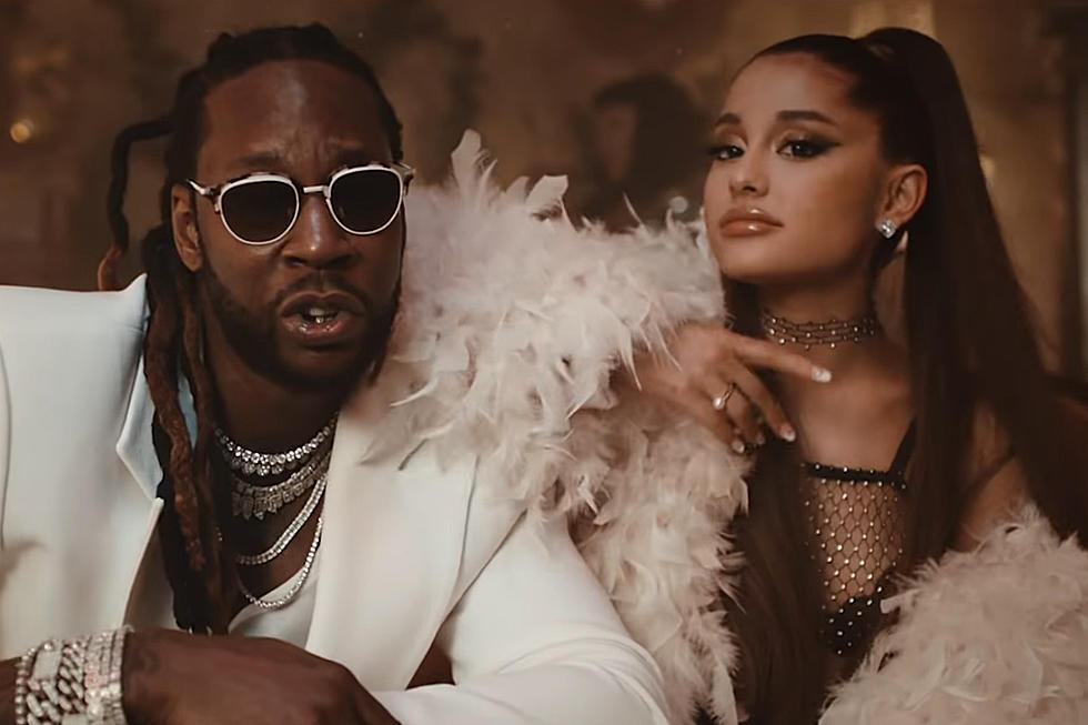 Ariana Grande + 2 Chainz 'Rule the World' Music Video