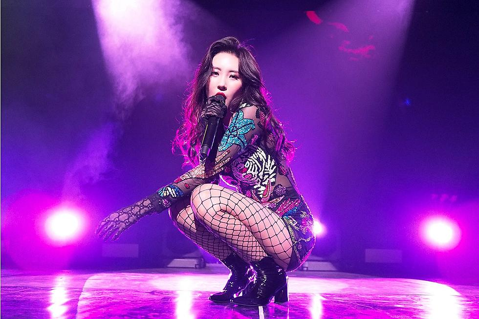 Sunmi on Her Solo Career and U S  Warning Tour: Interview