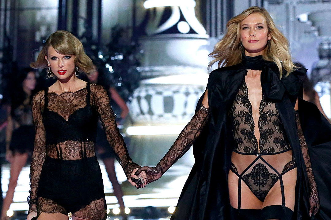 Here's How Karlie Kloss Reacted to Taylor Swift's 'Squad' Remarks