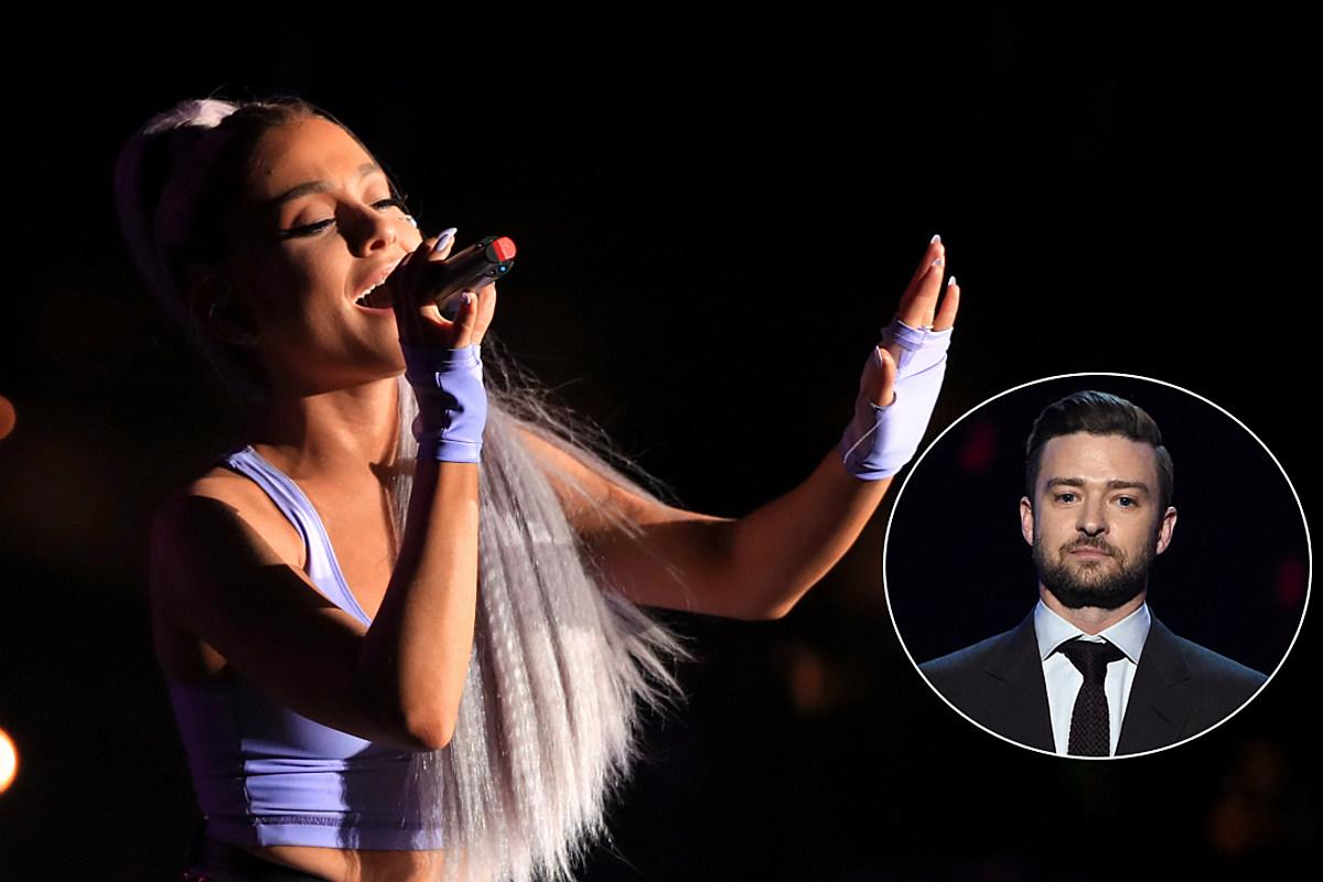 Ariana Grande Reunites Nsync Without Justin Timberlake