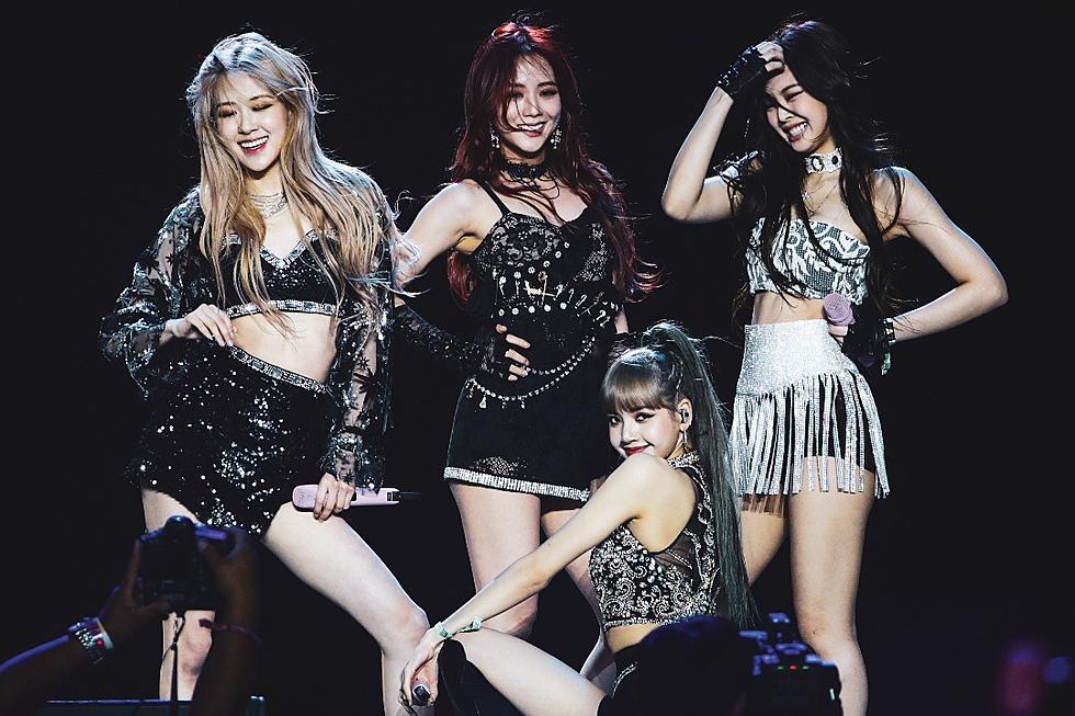 Ariana Grande Wants to Meet K-Pop Girl Group Blackpink