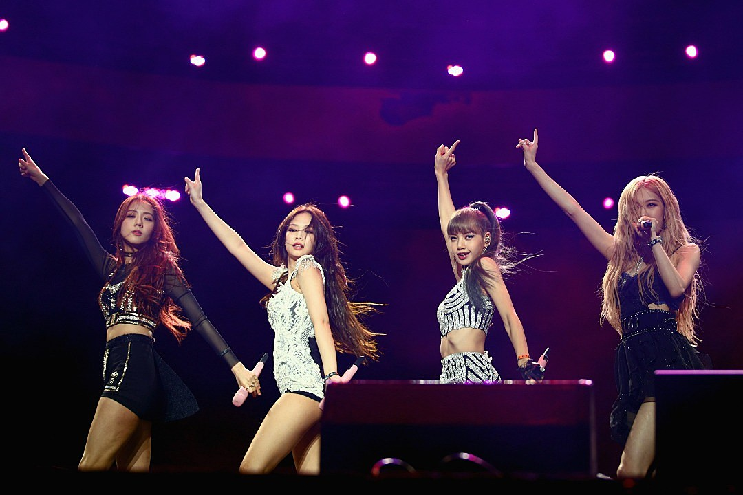 Blackpink + Dua Lipa Deliver First Joint Performance in NJ