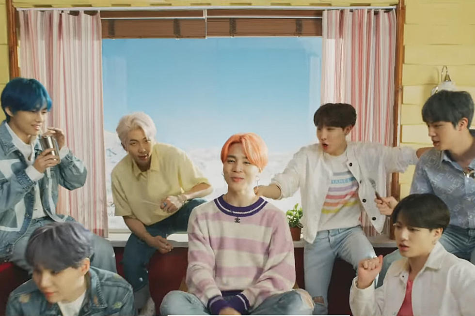 BTS 'Boy With Luv' Music Video With Halsey
