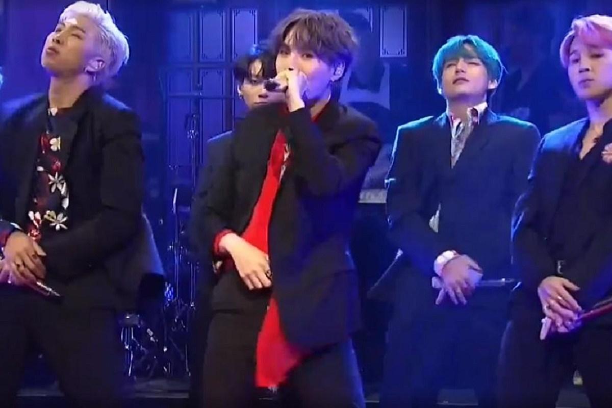 BTS' 'SNL' Performance Marks Historic Moment for Korean Music Group