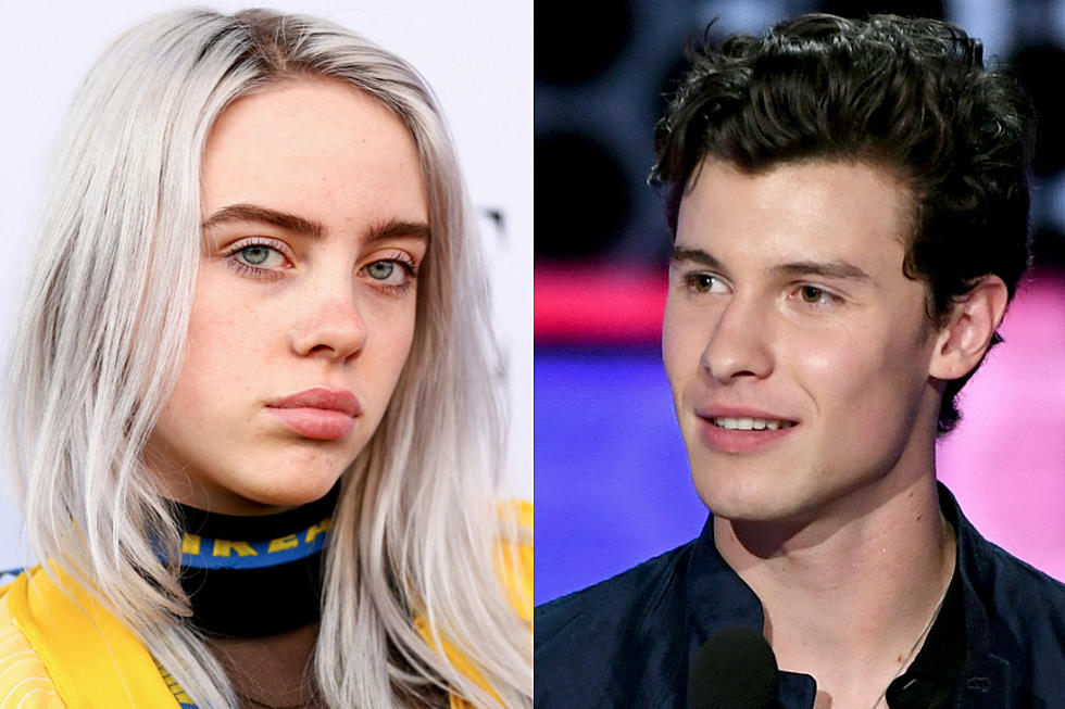 Billie Eilish Ignores Text From Shawn Mendes: See His Reaction
