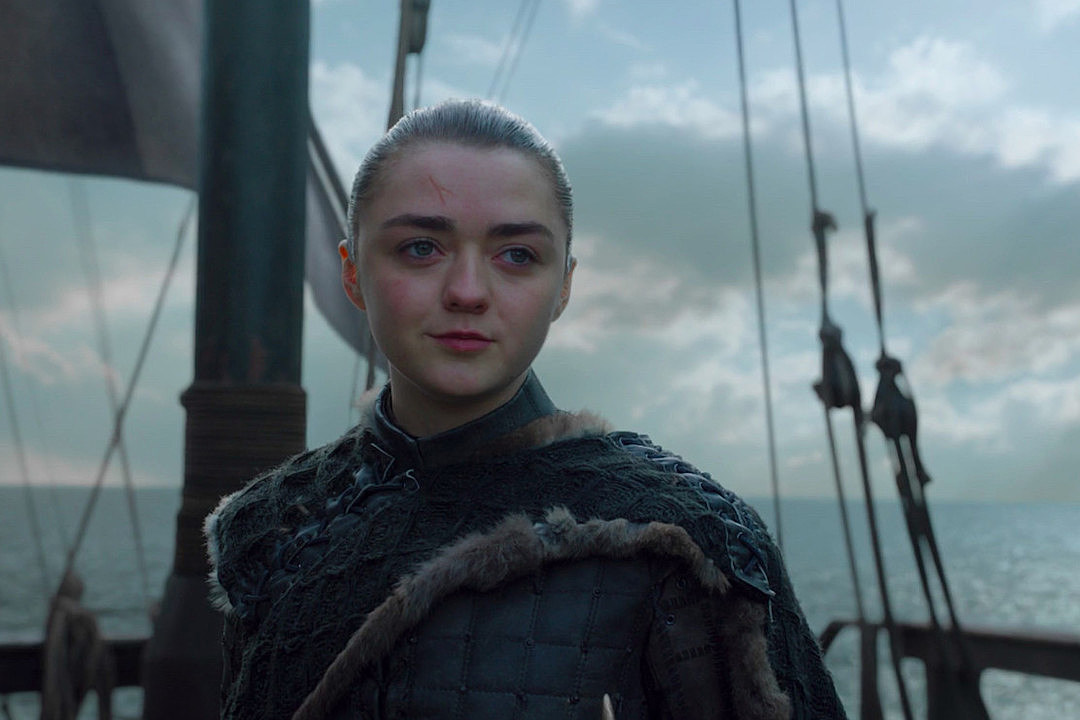 Is Arya Stark Getting a 'Game of Thrones' Spinoff?
