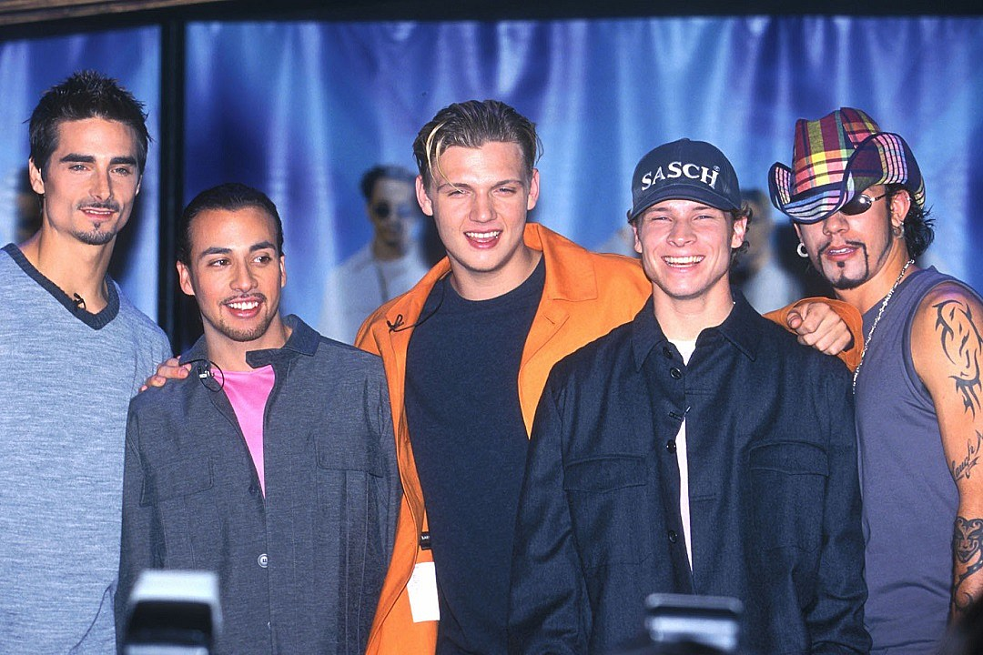 'Millennium' Turns 20: Backstreet Boys Recall Partying With Swedish Princess While Making Album in 1999