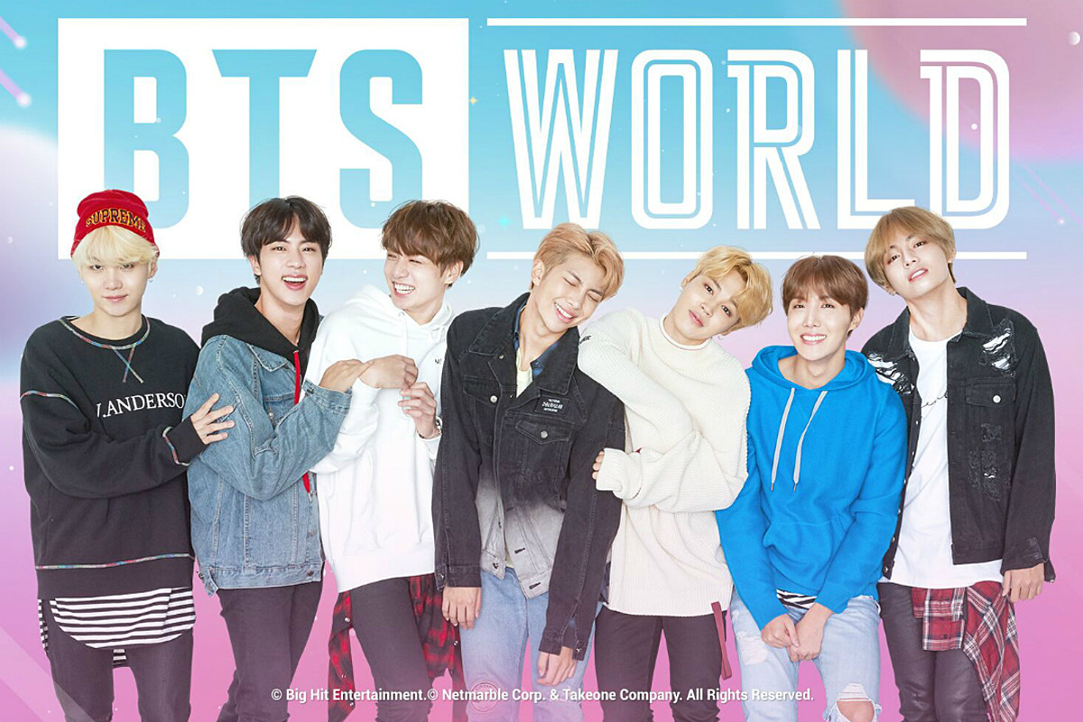 BTS' New Mobile Game: How to Sign Up for BTS World