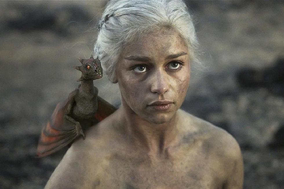Emilia Clarke S Game Of Thrones Series Finale Script Reaction