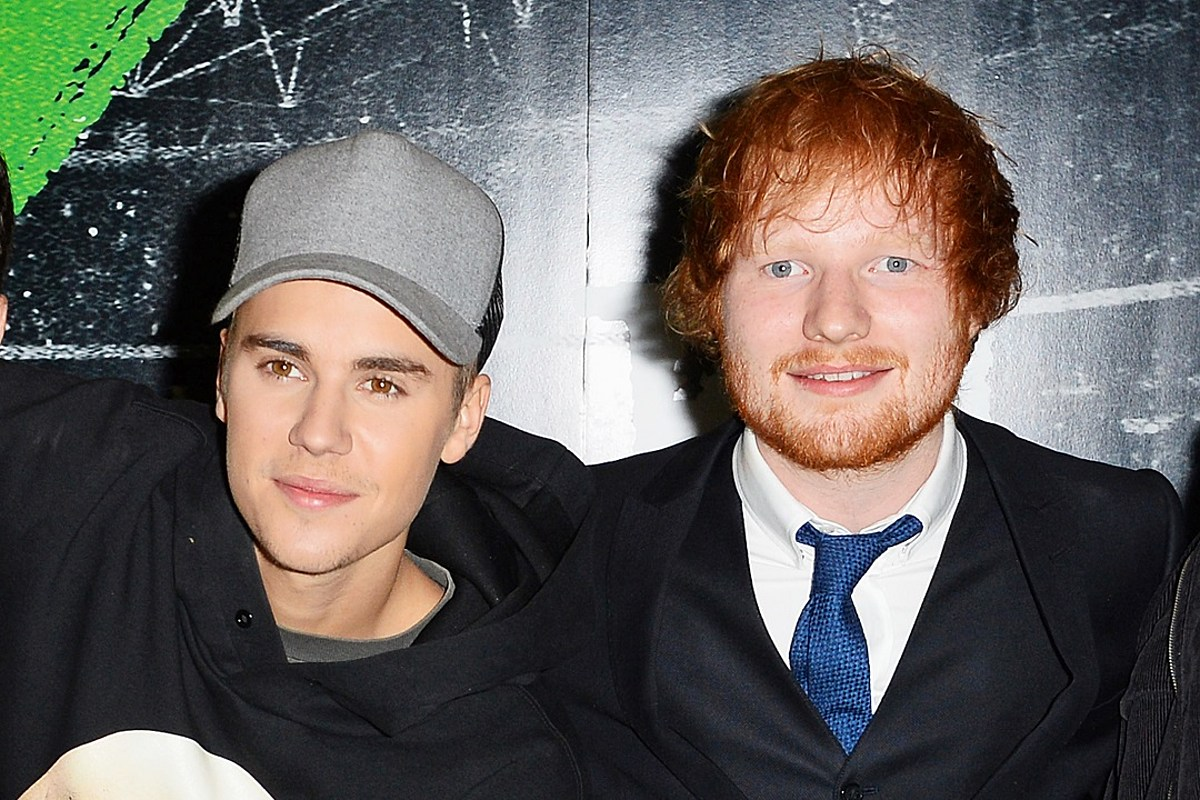 "8b038d933d76b Ed Sheeran and Justin Bieber s ""I Don t Care"" lyrics are an insight to the  boys  love lives and priorities  their respective wifeys"