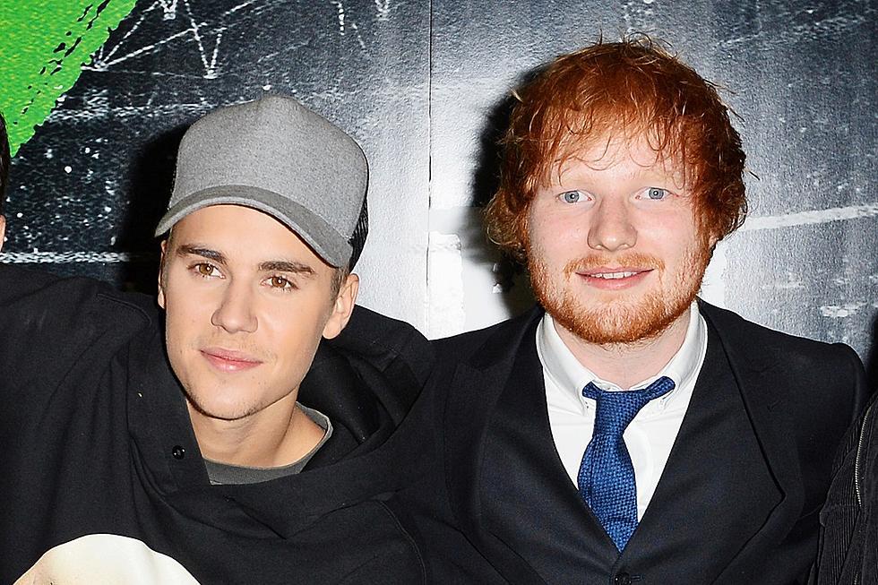 Justin Bieber and Ed Sheeran 'I Don't Care' Lyrics
