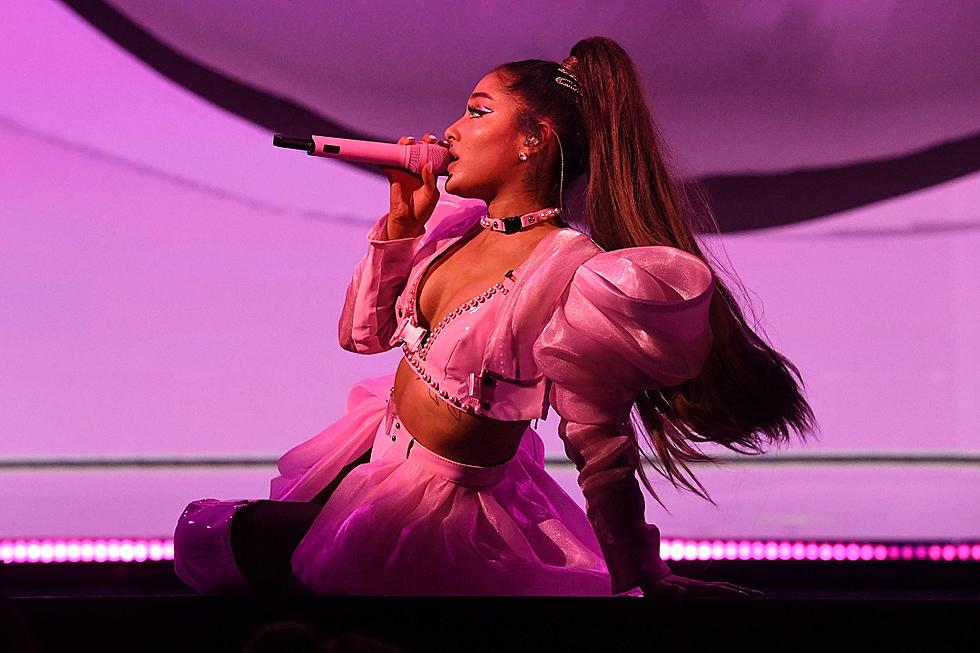 Ariana Grande Teases New 'Charlie's Angels' Song