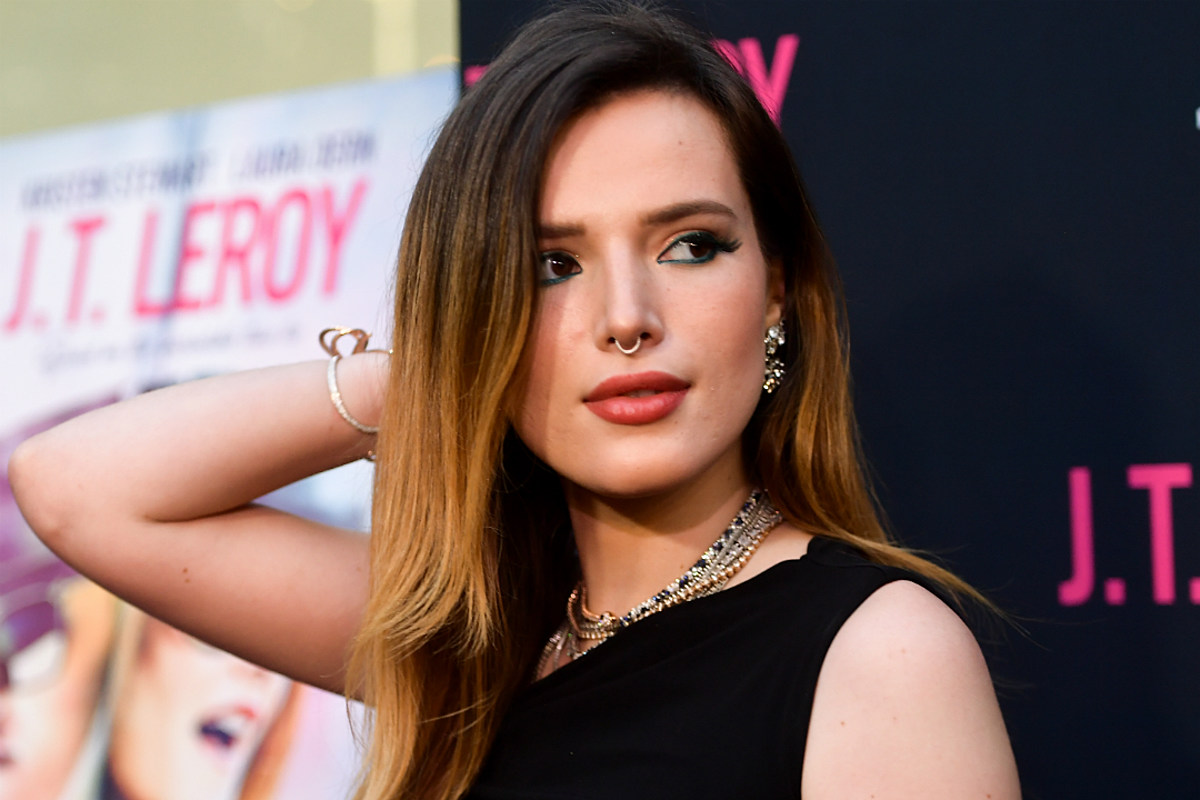 Bella Thorne Leaked Her Own Nude Photos After Blackmail Attempt
